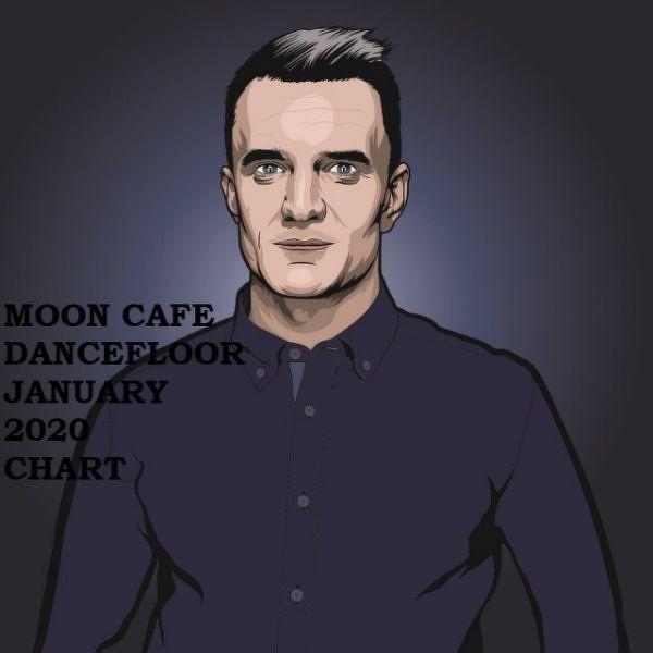 MOON CAFE DANCEFLOOR JANUARY'2020 CHART