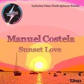 Sunset Love (Disco Funk Spinner Remix)