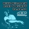 Deep 'n' Bumpy (13/08/21)